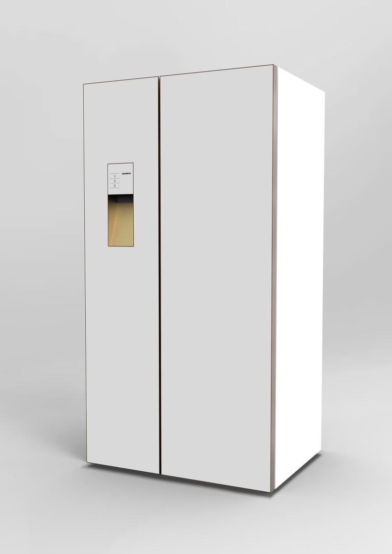 Lars Dinter Design - Gaggenau 200 Freestanding
